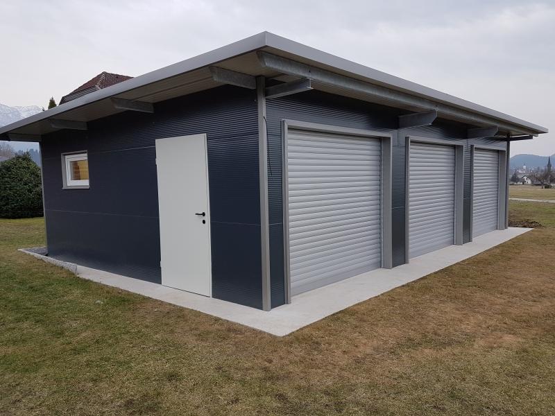 Carport En Garage : Carport garage